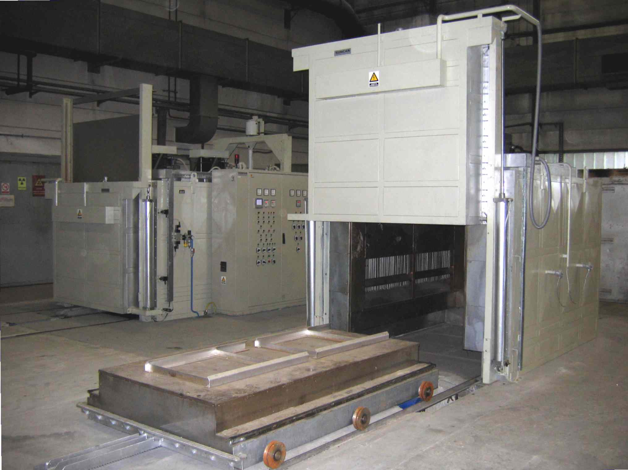 Electric Chamber Furnaces